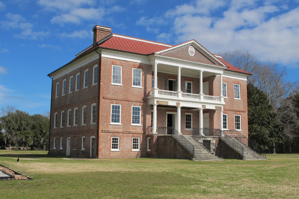 "Drayton Hall ""big house"""